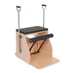 Wood Pilates Chair (Combo Chair) with handles