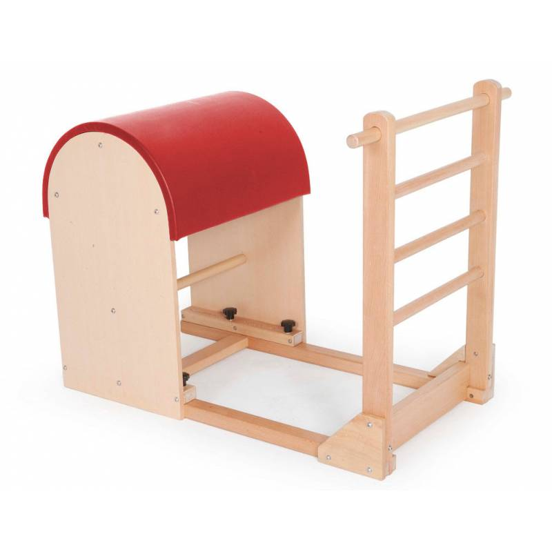 Wood Ladder Barrell