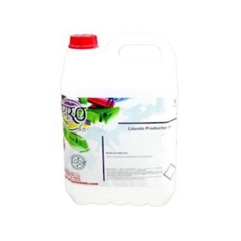 Liquido desinfectante Termonebulización. Garrafa de 5 litros