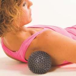 Pelota de masaje Spike Ball Blanda