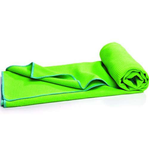 Serviette de yoga confortable