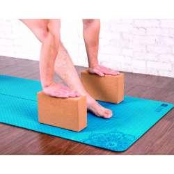 Ladrillo Yoga Corcho