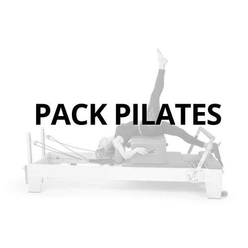 Reformer Madera Elite + Silla Combo + Ladder + Spine Corrector 3 Personas