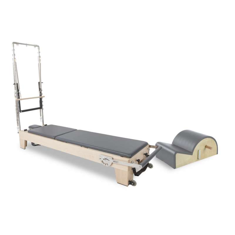 PILATES REFORMER WITH TOWER ELITE + SPINE CORRECTOR