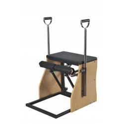 Steel Base Combo Chair