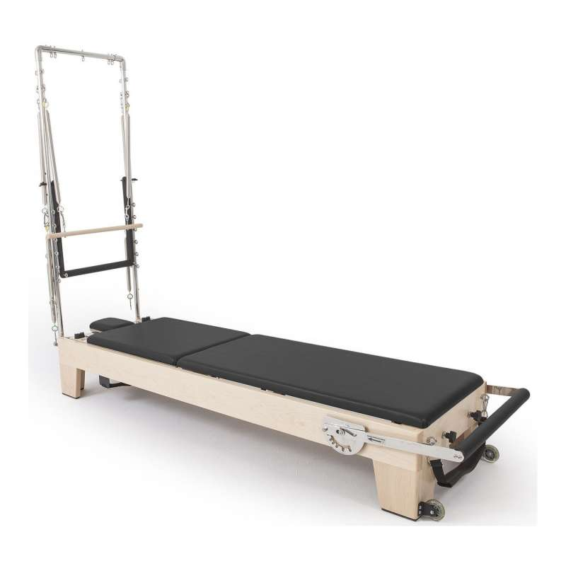 Elite Wood Reformer With Tower