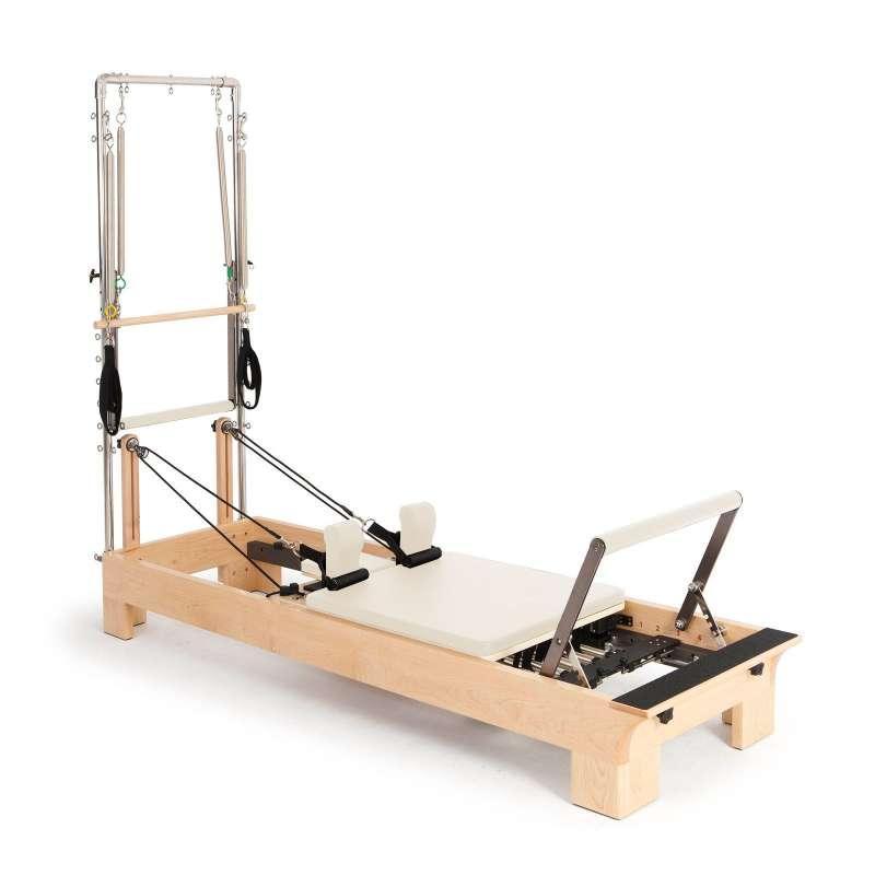 Reformer Pilates en Bois avec Tour