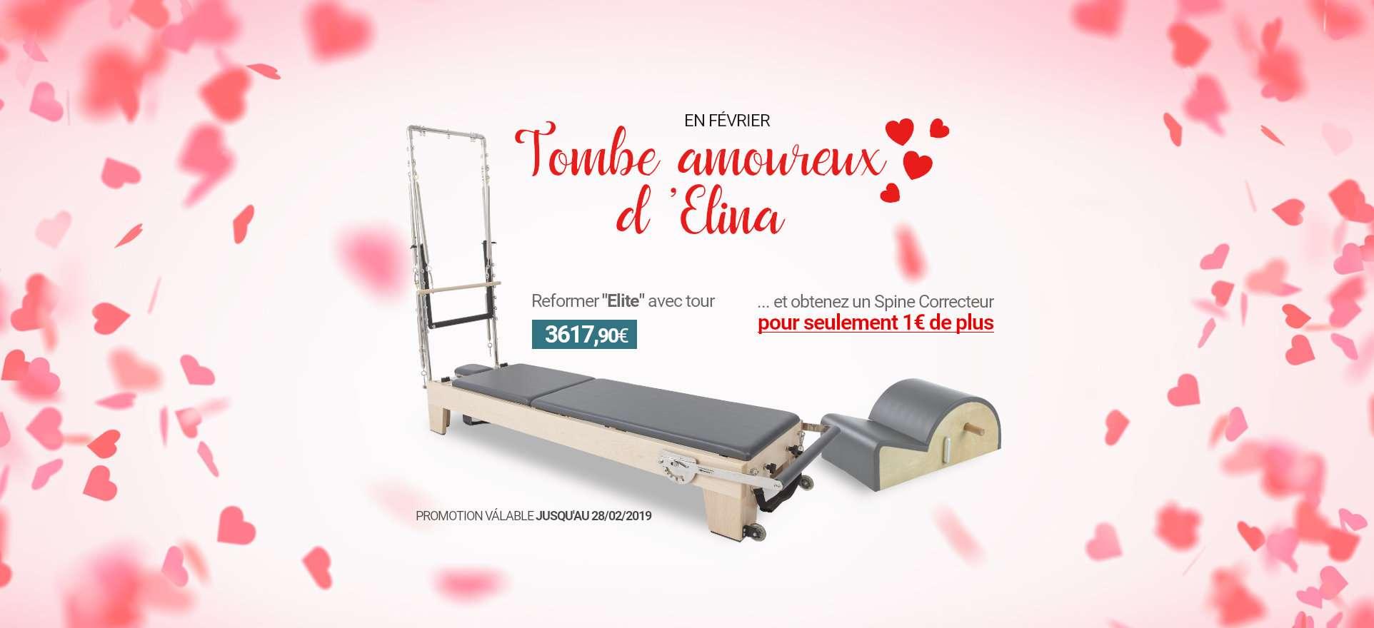 Tombe amoureux d'Elina