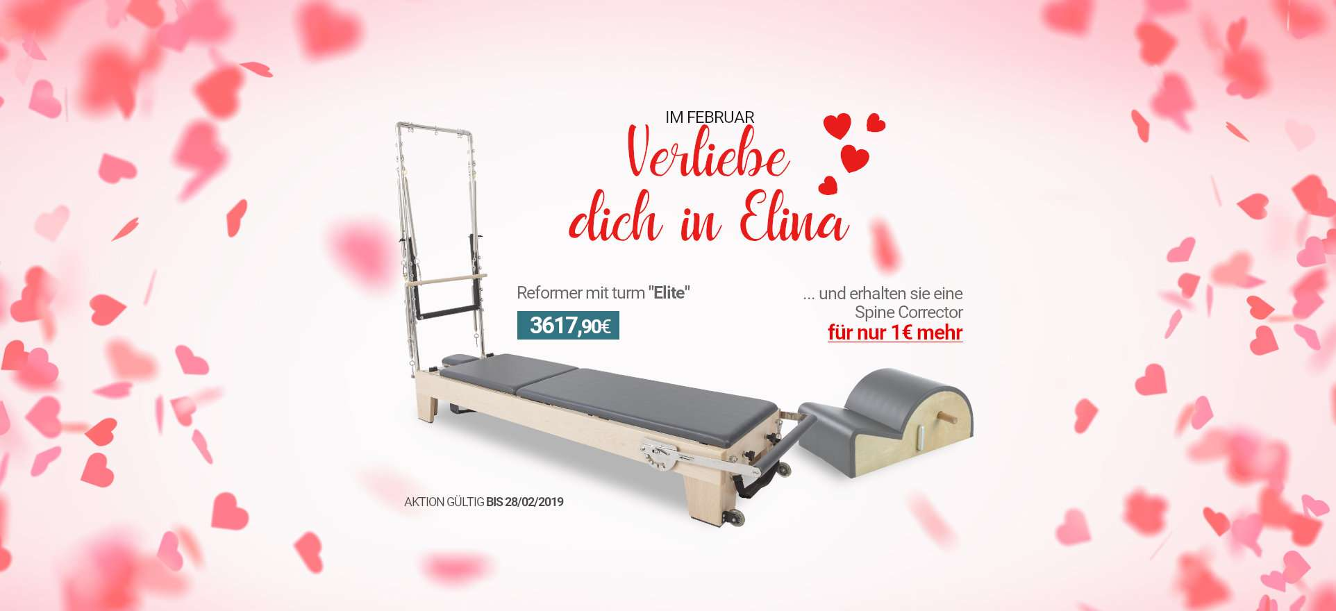 Verliebe dich in Elina