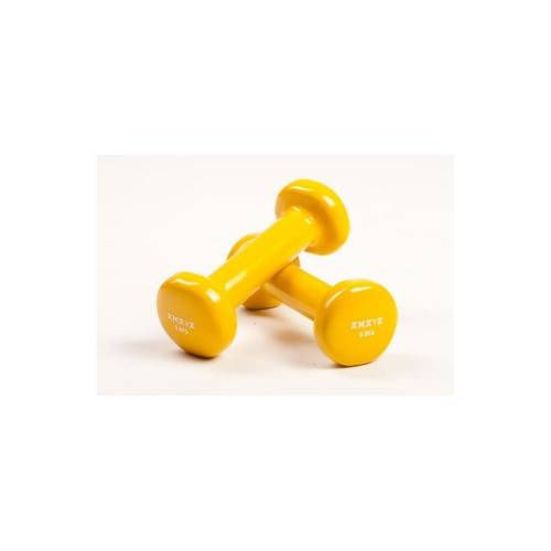 Vinyl dumbbells. Set of 2 units.