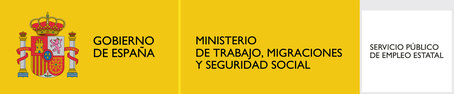 Logo de gobierno de España