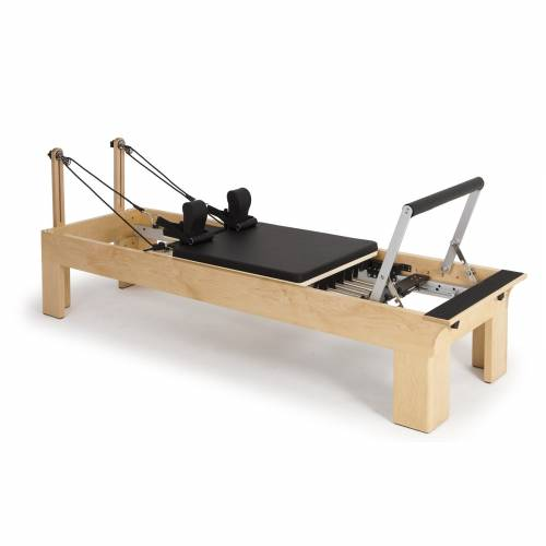Pilates Physio Wood Reformer