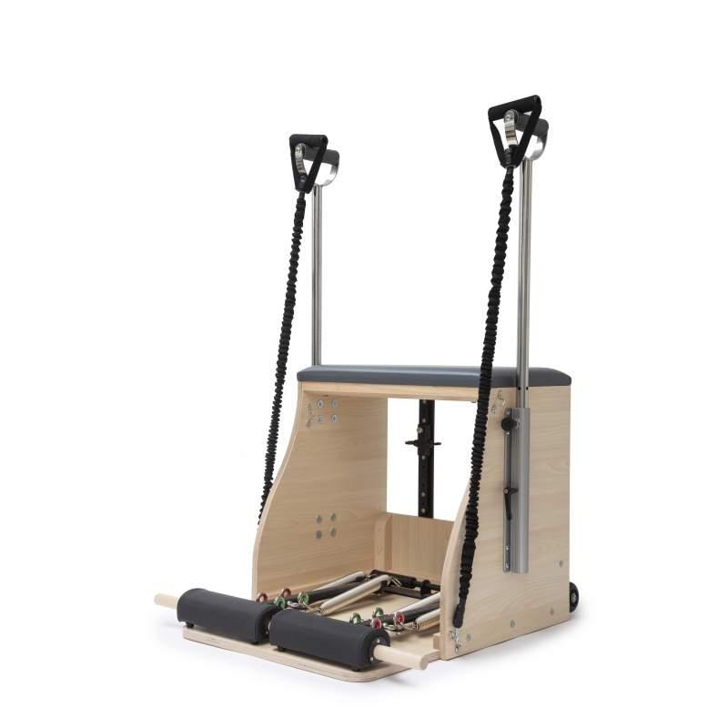 Combo Chair Elite_Base Madera