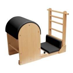 Barril Pilates ELITE (Ladder Barrel) con base de madera